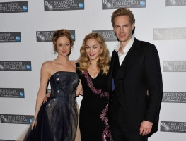 Madonna at the UK premiere of W.E. at the BFI London Film Festival - 23 October 2011 - UPDATE 3 (19)