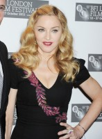 Madonna at the UK premiere of W.E. at the BFI London Film Festival - 23 October 2011 - UPDATE 3 (11)