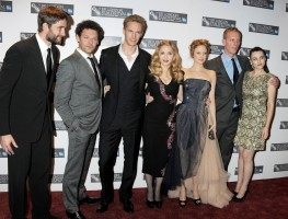 Madonna at the UK premiere of W.E. at the BFI London Film Festival - 23 October 2011 - UPDATE 3 (2)