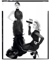 Madonna Harper's Bazaar The Director's Cut 2011 (2)