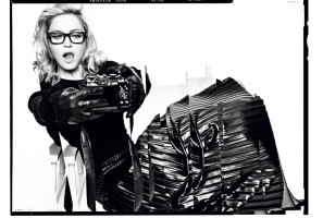 Madonna Harper's Bazaar The Director's Cut 2011 (6)