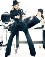Madonna Harper's Bazaar The Director's Cut 2011 (7)