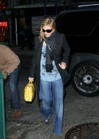 Madonna Out and About in New York - 8 November 2011 (1)
