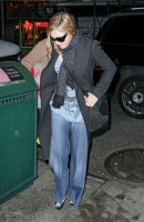 Madonna Out and About in New York - 8 November 2011 (3)