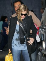 Madonna Out and About in New York - 8 November 2011 (4)