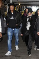 Madonna at the Kabbalah Centre, New York - 11 12 November 2011 (2)