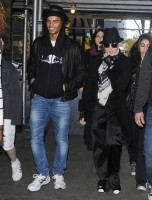 Madonna at the Kabbalah Centre, New York - 11 12 November 2011 (3)