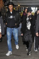 Madonna at the Kabbalah Centre, New York - 11 12 November 2011 (5)