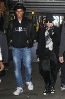Madonna at the Kabbalah Centre, New York - 11 12 November 2011 (6)