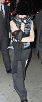 Madonna at the Kabbalah Centre, New York - 11 12 November 2011 (8)
