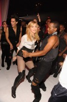 Madonna at the Smirnoff Nightlife Exchange Project, New York - 12 November 2011 (6)