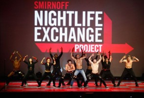 Madonna at the Smirnoff Nightlife Exchange Project, New York - 12 November 2011 (10)