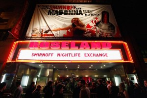 Madonna at the Smirnoff Nightlife Exchange Project, New York - 12 November 2011 (11)