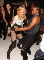 Madonna at the Smirnoff Nightlife Exchange Project, New York - 12 November 2011 - Update 1 (4)