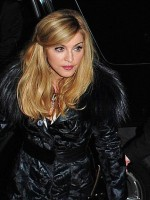 Madonna at the Smirnoff Nightlife Exchange Project, New York - 12 November 2011 - Update 1 (5)
