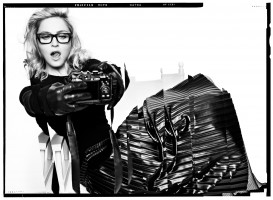 Madonna for Harper's Bazaar by Tom Munro - HQ (2)