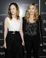 Madonna at the Cinema Society & Piaget screening  of WE, MOMA New York, 4 December 2011 (2)