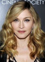 Madonna at the Cinema Society & Piaget screening  of WE, MOMA New York, 4 December 2011 (1)
