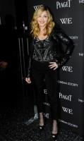 Madonna at the Cinema Society & Piaget screening  of WE, MOMA New York, 4 December 2011 (4)