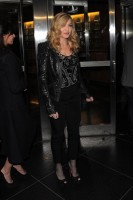 Madonna at the Cinema Society & Piaget screening  of WE, MOMA New York, 4 December 2011 (5)