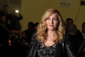 Madonna at the Cinema Society & Piaget screening  of WE, MOMA New York, 4 December 2011 (6)
