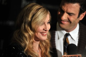 Madonna at the Cinema Society & Piaget screening  of WE, MOMA New York, 4 December 2011 (8)