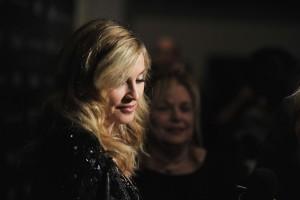 Madonna at the Cinema Society & Piaget screening  of WE, MOMA New York, 4 December 2011 (9)