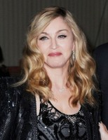 Madonna at the Cinema Society & Piaget screening  of WE, MOMA New York, 4 December 2011 - Update (85)