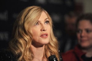 Madonna at the Cinema Society & Piaget screening  of WE, MOMA New York, 4 December 2011 - Update (87)