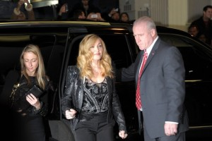 Madonna at the Cinema Society & Piaget screening  of WE, MOMA New York, 4 December 2011 - Update (89)