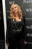 Madonna at the Cinema Society & Piaget screening  of WE, MOMA New York, 4 December 2011 - Update (95)