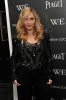 Madonna at the Cinema Society & Piaget screening  of WE, MOMA New York, 4 December 2011 - Update (96)