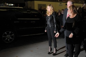 Madonna at the Cinema Society & Piaget screening  of WE, MOMA New York, 4 December 2011 - Update (100)