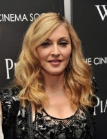 Madonna at the Cinema Society & Piaget screening  of WE, MOMA New York, 4 December 2011 (14)