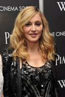Madonna at the Cinema Society & Piaget screening  of WE, MOMA New York, 4 December 2011 (15)