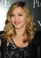 Madonna at the Cinema Society & Piaget screening  of WE, MOMA New York, 4 December 2011 - Update (2)