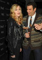 Madonna at the Cinema Society & Piaget screening  of WE, MOMA New York, 4 December 2011 - Update (12)