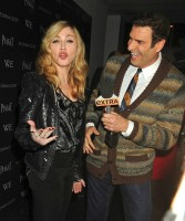 Madonna at the Cinema Society & Piaget screening  of WE, MOMA New York, 4 December 2011 - Update (13)