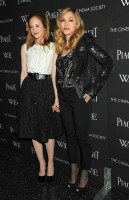 Madonna at the Cinema Society & Piaget screening  of WE, MOMA New York, 4 December 2011 - Update (16)