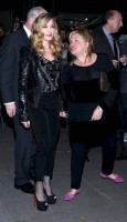 Madonna at the Cinema Society & Piaget screening  of WE, MOMA New York, 4 December 2011 - Update (41)