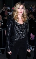 Madonna at the Cinema Society & Piaget screening  of WE, MOMA New York, 4 December 2011 - Update (47)