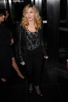Madonna at the Cinema Society & Piaget screening  of WE, MOMA New York, 4 December 2011 - Update (75)