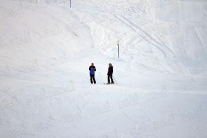 Madonna skiing in Gstaad, Switzerland - 27 December 2011 (6)