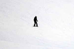 Madonna and family skiing Gstaad - 27 December 2011 and 3 January 2012 (2)