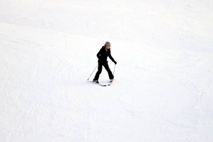 Madonna and family skiing Gstaad - 27 December 2011 and 3 January 2012 (3)