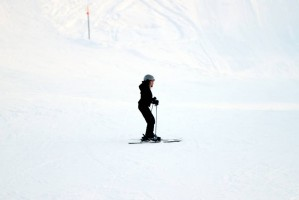 Madonna and family skiing Gstaad - 27 December 2011 and 3 January 2012 (5)