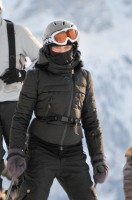 Madonna and family skiing Gstaad - 27 December 2011 and 3 January 2012 (12)
