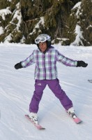 Madonna and family skiing Gstaad - 27 December 2011 and 3 January 2012 (18)