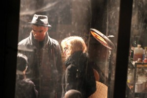 Madonna visits the Grand Chalet in Rossiniere - 2 January 2012 (7)