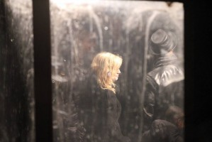 Madonna visits the Grand Chalet in Rossiniere - 2 January 2012 (9)